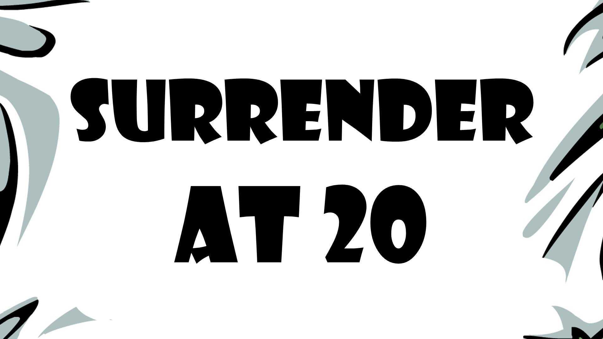 Surrender At 20 Czy Warto How2play Rizin ff 20 featured a trio of title fights, with japanese contender — and the man who stunned kyoji horiguchi inside a round at rizin ff 18 — kai asakura, taking on the explosive manel kape for the. surrender at 20 czy warto how2play