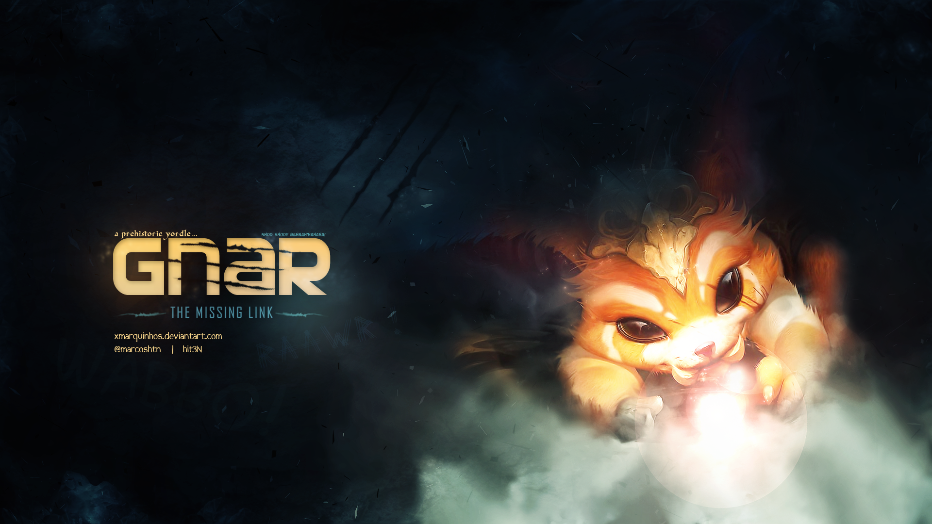 gnar_wallpaper_by_hit3n___league_of_legends_by_xmarquinhos-d7uaxi1