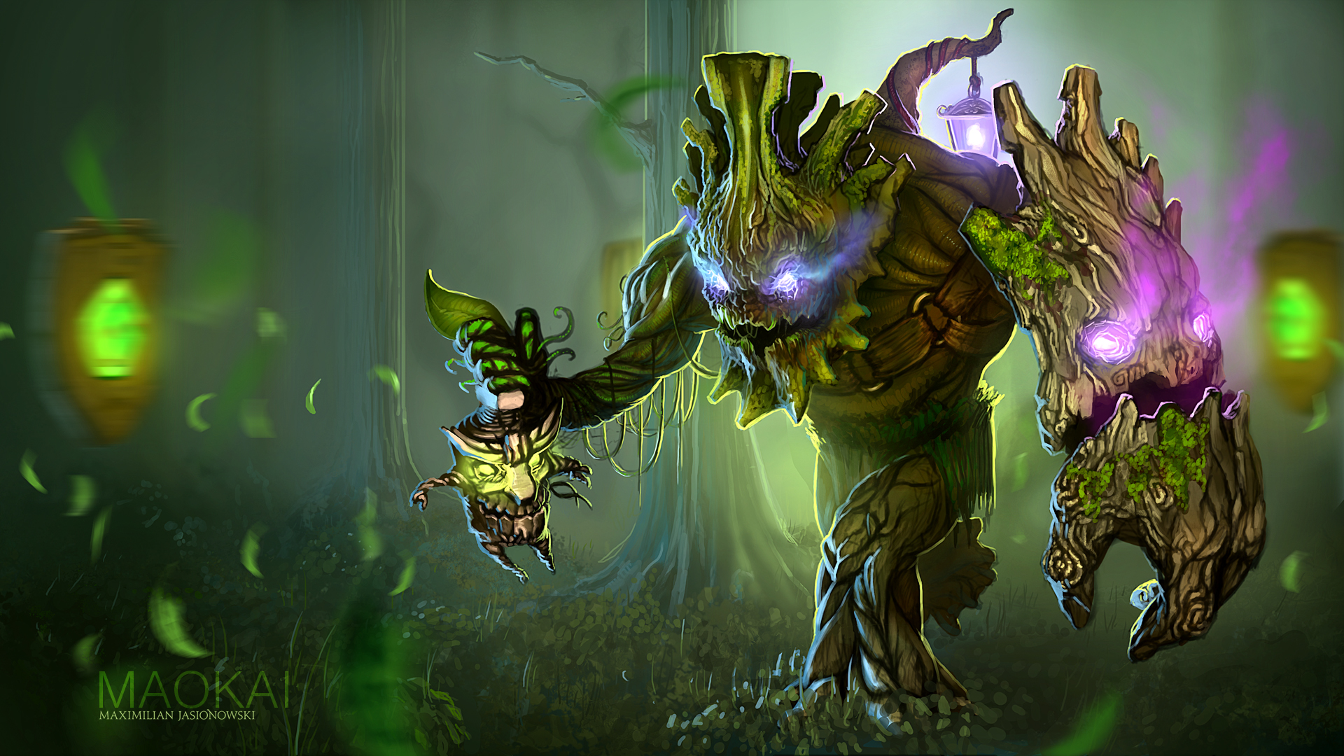 league_of_legends___maokai_by_shabow-d4ldjol