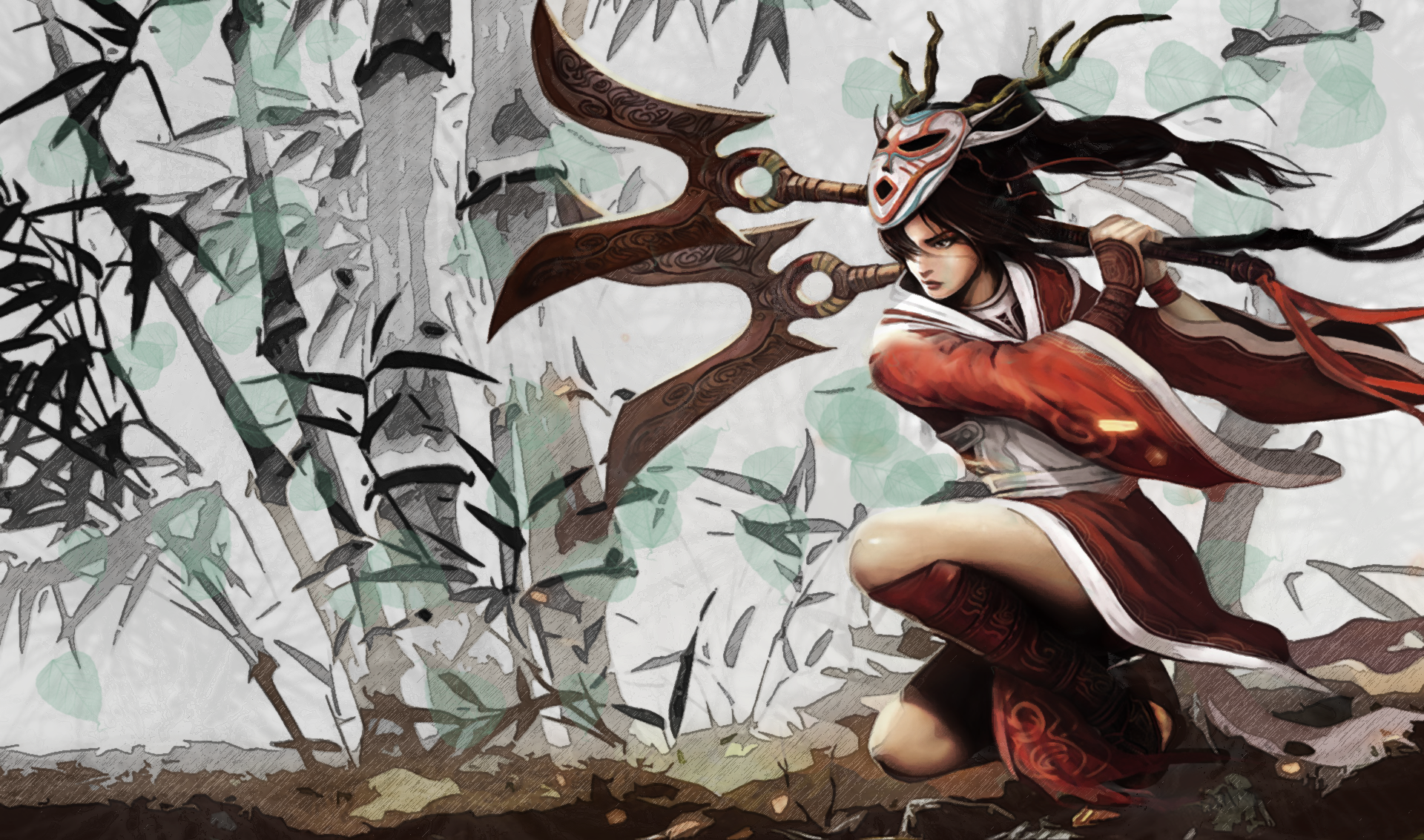 league_of_legends_akali_wallpaper_by_dreaming_myth-d5mfft0