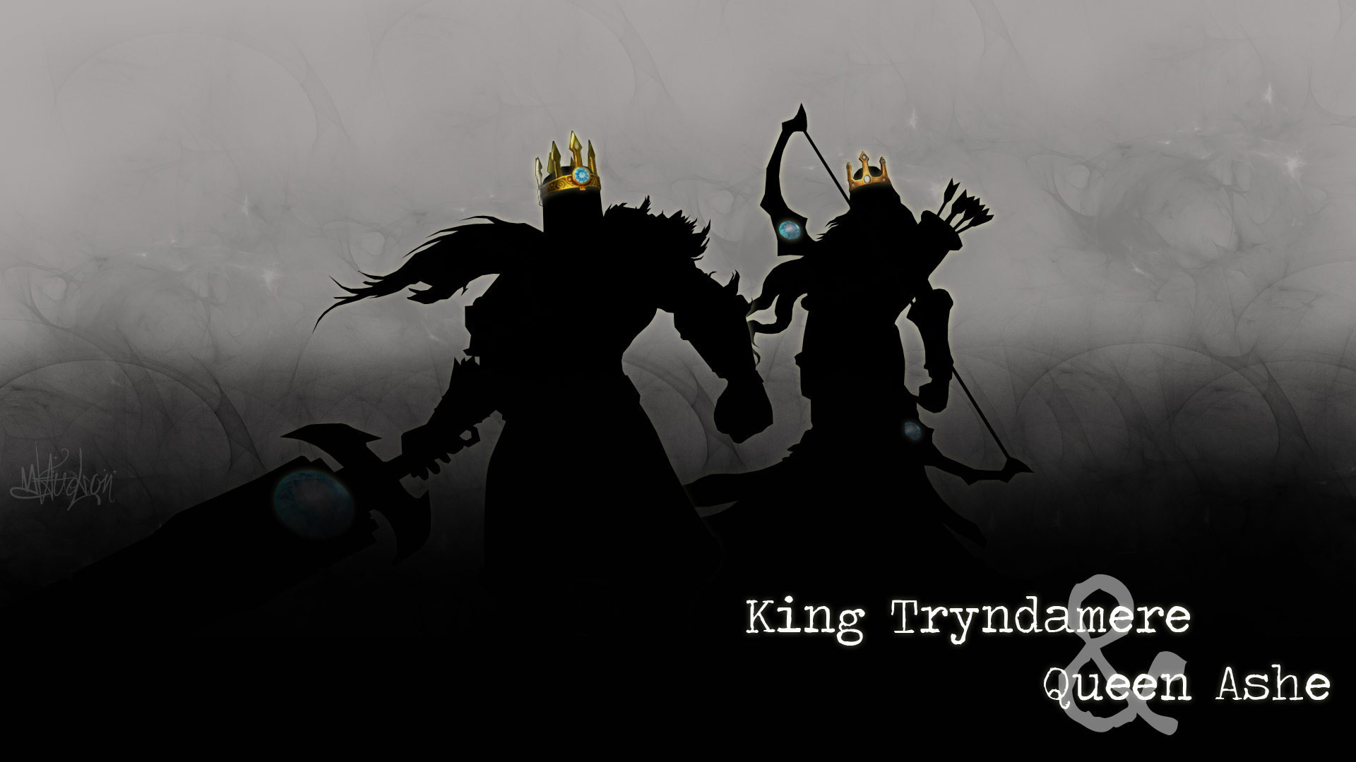 queen_ashe_and_king_tryndamere_wallpaper_by_cassaria-d57icdj
