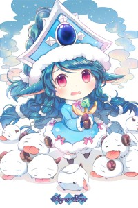 _lol__lulu_and_poro_4_by_kamuikaoru-d9jgb7s