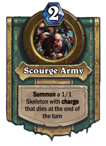 Scourge Army