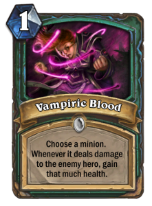Vampiric Blood
