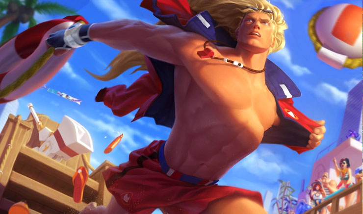 taric pool party