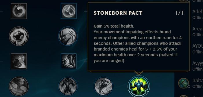 Stoneborn Pact
