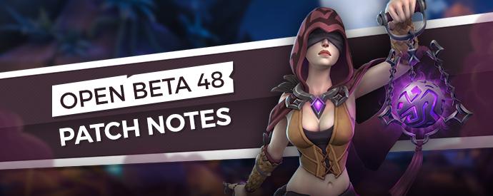 open beta 48