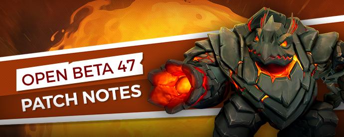 open beta 47