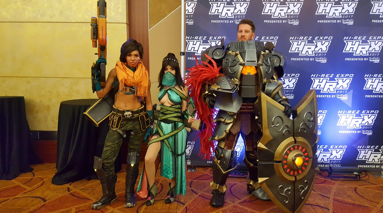 Paladins Cosplay Galeria Zdj How2Play