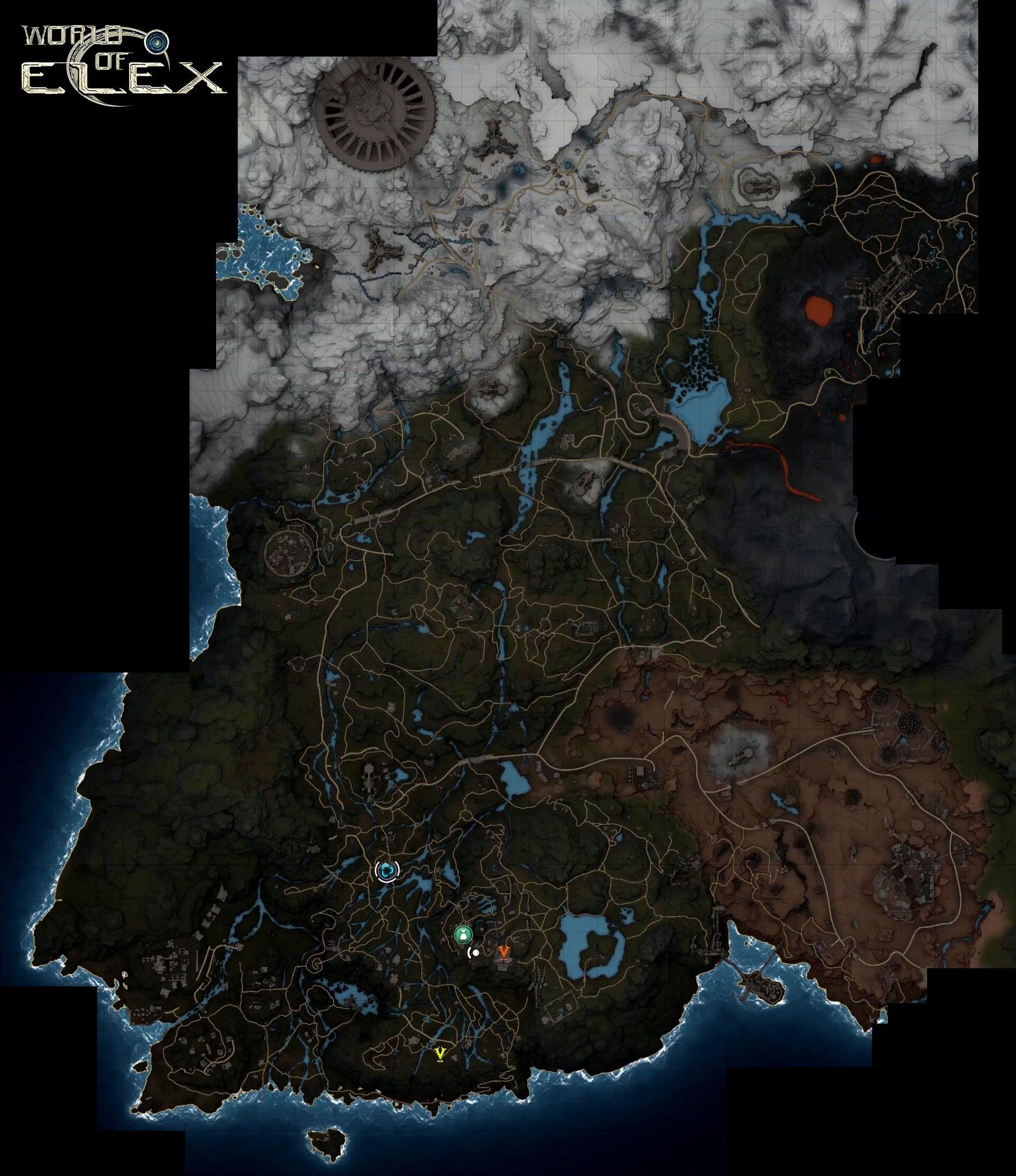 Znamy Mape Nowej Gry Tworcow Gothica How2play
