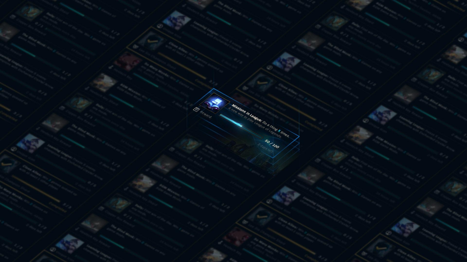 Misje W League Nadchodzą Oficjalne Info How2play