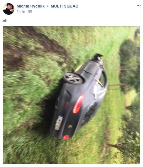 young multi michał wypadek