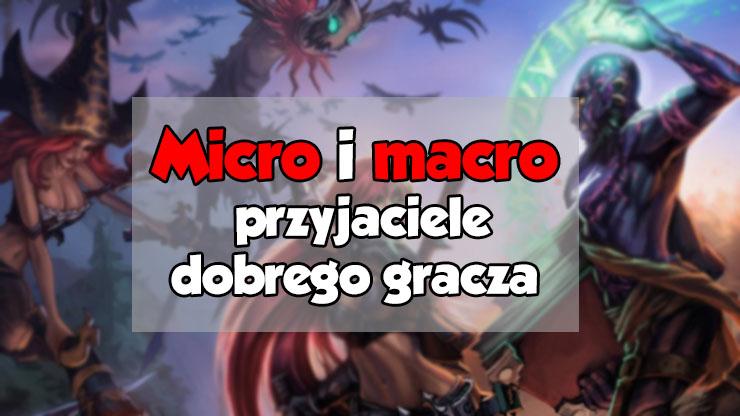 league of legends macro