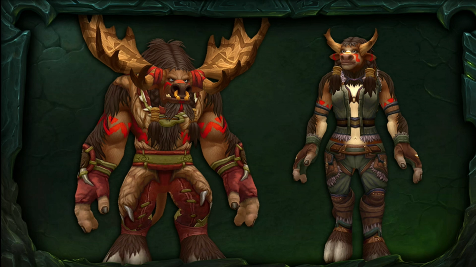 How To Get The Fire Cat Look In Warcraft
