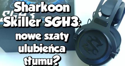 Sharkoon Skiller SGH3