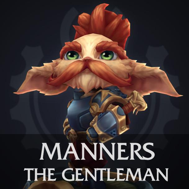manners the gentleman