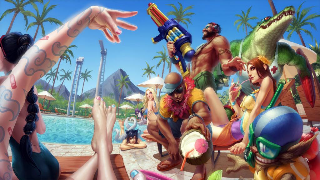pool party jinx promo