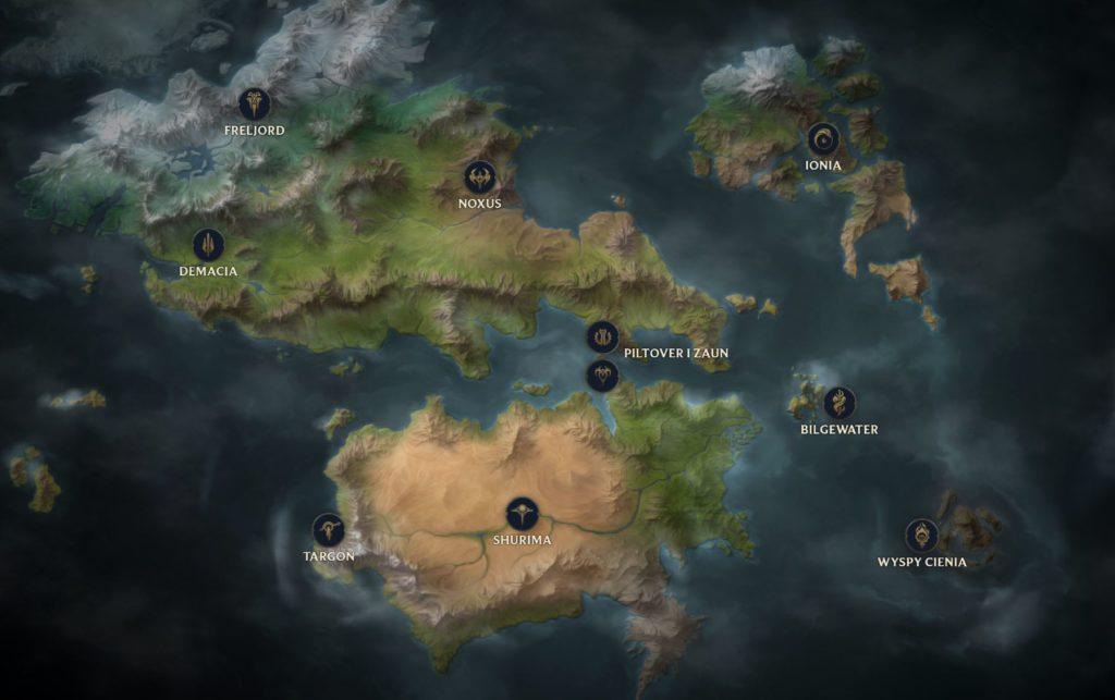 runeterra mapa how2play