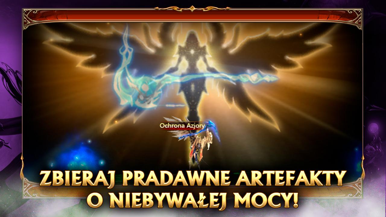 league of angels promo 2 - zbieraj pradawne artefakty o niebywałej mocy