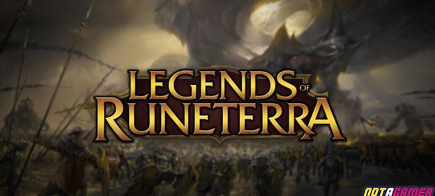 legends of runeterra fake screen 1 logo