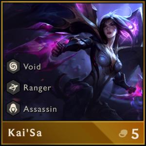 Kai'Sa TFT 9.19