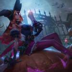 bewitching miss fortune early splash art