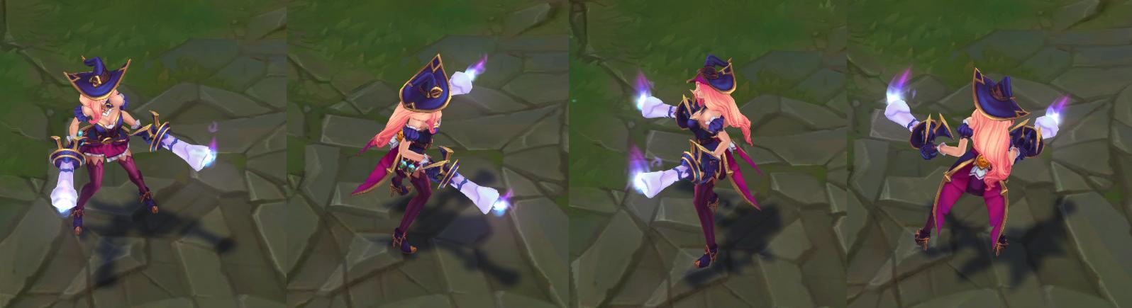 bewitching miss fortune preview lol league of legends patch 9.21