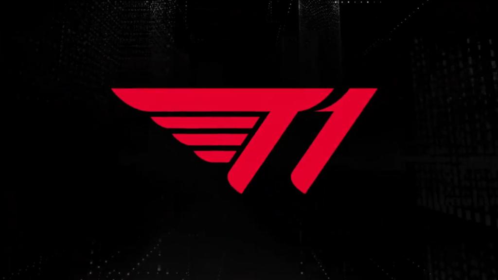 skt t1 sk telecom t1 new logo logo nowe 2019 rok worlds 2019