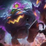 Witch's Brew Blitzcrank early splashart
