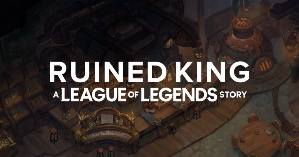 Ruined King - a League of Legends story