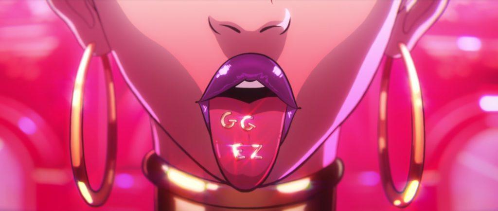 """Qiyana z League of Legends z """"GG EZ"""" na języku / True Damage - GIANTS"""