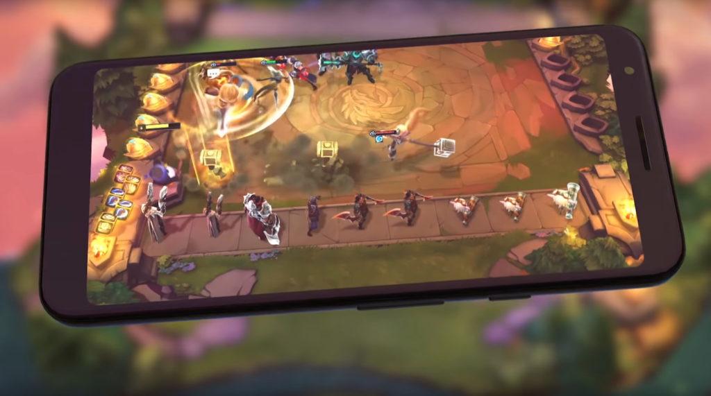 TFT Mobile, czyli mobilne Teamfight Tactics (pl. Potyczki Taktyczne)