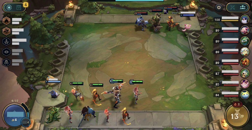 beta teamfight tactics mobile