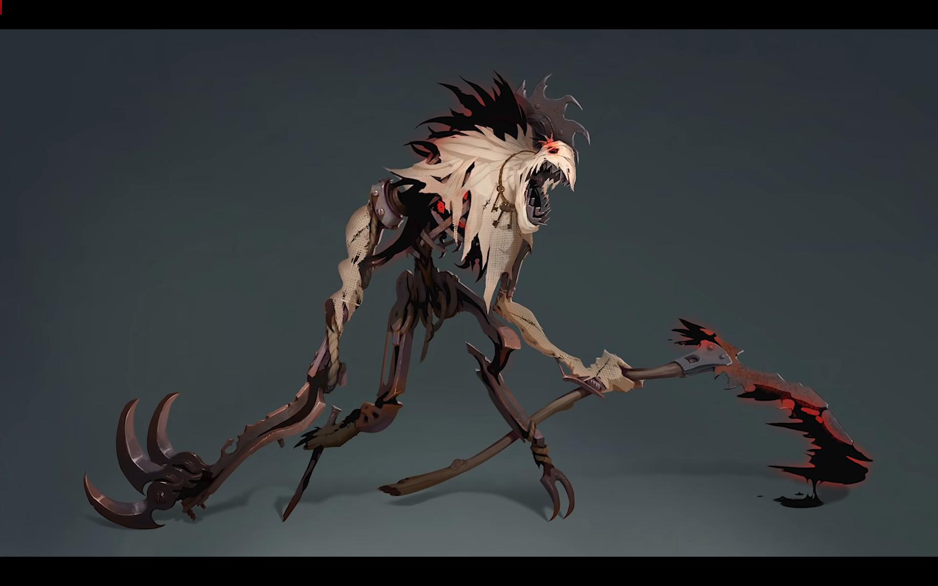Fiddlesticks rework 2020