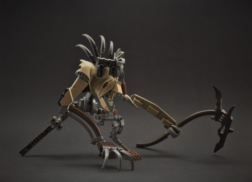 League of Legends / Fiddlesticks MOC Lego / Jayfa