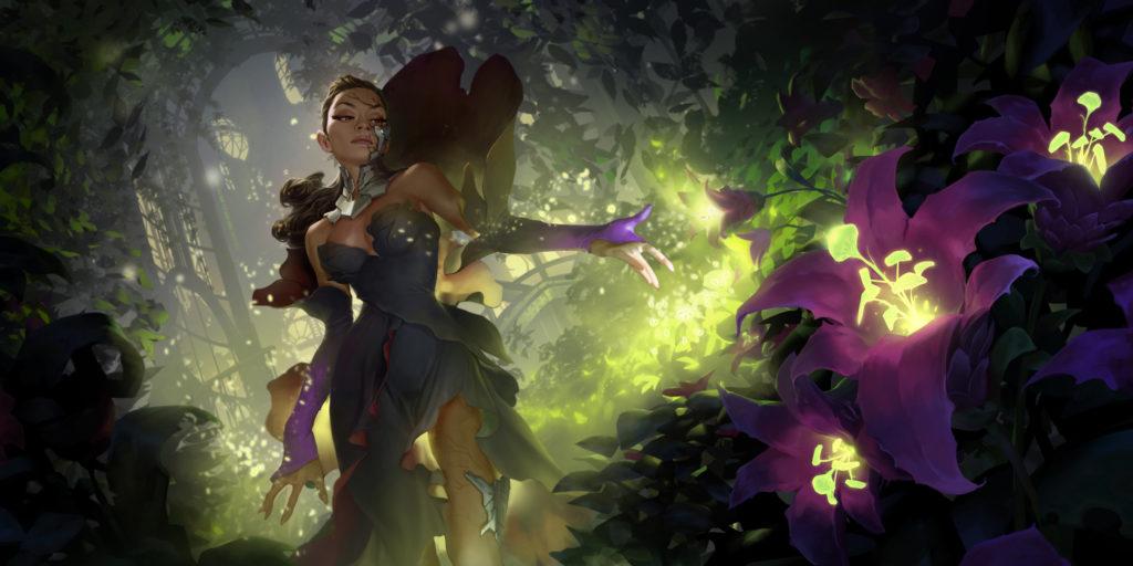 Corina Veraza / SIXMOREVODKA / Legends of Runeterra