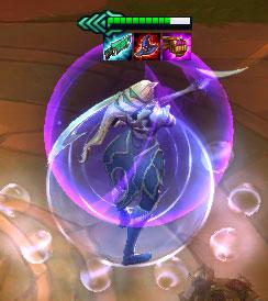 Diana na 4. poziomie. Teamfight Tactics, TFT